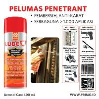 Pelumas Penetrant Serbaguna PRIMO LUBE 10 400mL
