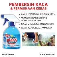 Pembersih Kaca Anti Kuman PRIMO GLASS CLEANER