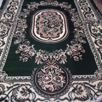 Karpet Flower - Green uk. 210*310 cm