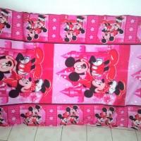 Kasur Lipat Mickey Mouse - Pink uk. 90 cm