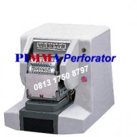Mesin Perforator PIMMA TP 200 Electric