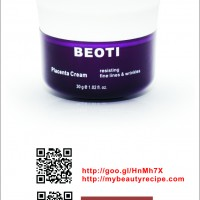 BEOTI Placenta Cream