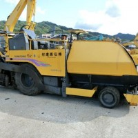 Asphalt Finisher Sumitomo HA45TW. Wide 4,5 mtr. Ex JAPAN !