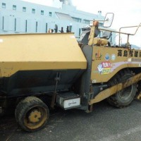 Asphalt Finisher Sumitomo HA44W-2. Wide 4,5 mtr. Ex JAPAN !