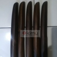 KIMU Collections: Tanto (Pisau) Kayu Sonokeling - Dark Eagle