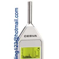 PORTABLE INTEGRATING SOUND LEVEL METER SC260 CESVA INSTRUMENTS, CESVA INSTRUMENTS SC260 SOUND LEVEL