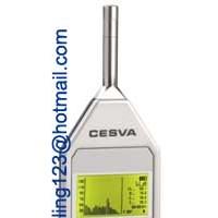 PORTABLE INTEGRATING SOUND LEVEL METER SC260 CESVA INSTRUMENTS, CESVA INSTRUMENTS SC260 SOUND LEVEL