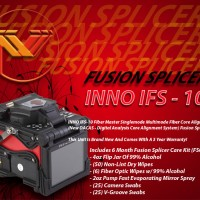 Fusion Splicer INNO IFS-10~The Legend Product