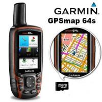 GPS Navigasi Garmin 64s