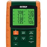 Thermocouple Datalogger Extech TM500