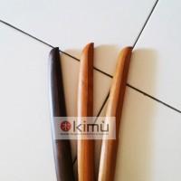 KIMU COLLECTIONS: PAKET 1 TANTO KAYU SONOKELING, 2 TANTO JATI atau BENGKIRAI