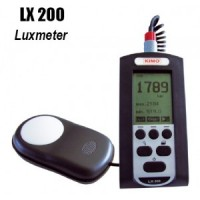 PORTABLE LUX METER LX-200 KIMO