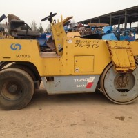 Combination Roller Sakai TG500. Kap 5-6 ton. Ex JAPAN !