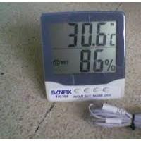 Thermo Hygrometer Sanfix TH308A