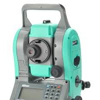 Total Station Nikon Nivo 2C, accuracy 2 detik