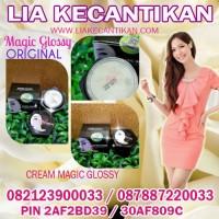 Cream Magic Glossy Menghilangkan Noda dan Flek Hitam 082123900033 / 2AF2BD39