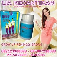 Grow Up Peninggi Badan Untuk Segala Umur 082123900033 / 2af2bd39
