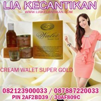 CREAM WALET SUPER GOLD PREMIUM 082123900033 / 30AF809C