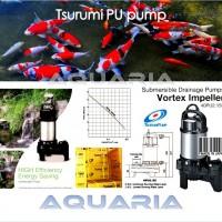 Pompa Tsurumi PU series • Tsurumi Pump 40PU2.15S