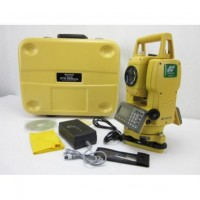 Total Station Topcon GTS 255N Include With Standard Accessories Sales & Service Kalimantan Timur