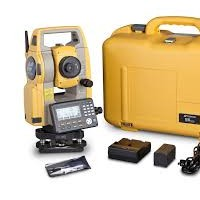 Total Station Topcon GTS-102N Include With Standard Accessories Sales & Service Kalimantan Timur