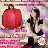 Sauna Steam Portable Alat Untuk Kebugaran Tubuh 082123900033 / 2af2bd39