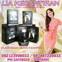 Shampoo Black Magic Kemiri Penumbuh Rambut 082123900033 / 2af2bd39