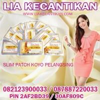 Slim Patch Koyo Pelangsing Tubuh 082123900033 / 2af2bd39