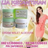 Cream Walet Aloevera Menghilangkan Jerawat 82123900033 / 30af809c
