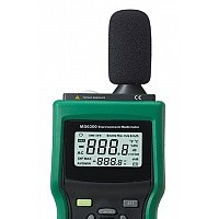MASTECH MS6300 MULTIFUNCTIONAL ENVIRONMENTAL METER, READY STOCK MASTECH MS6300
