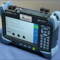 OTDR Exfo FTB-720 Dynamic range hingga 36dB gabungan singlemode-multimode (12CD-23B Model)