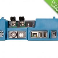 OTDR Exfo MaxTester 730B - iOLM yang dioptimalkan dengan  - Dynamic Range (39/ 37/ 37 dB)