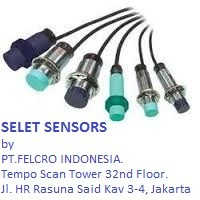Selet Sensor Indonesia-PT.Felcro Indonesia-0818790679-sales@felcro.co.id