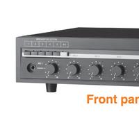 Jual Power Mixer Amplifier TOA ZA-1240-AS