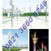 Lampu Taman Kota Hias Kreatif 2016