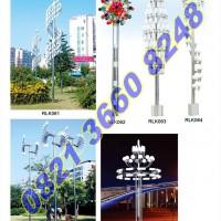 Lampu Taman Hias Kota Kreatif 2016