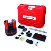 Leica Disto 3D - Representasi kedudukan yang akurat yang diukur di Layar Kamera