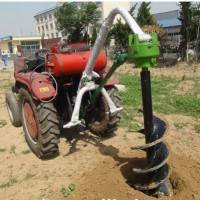 TRACTOR MOUNTED HOLE DIGGER - TIPE PHDI-12 ( 30 CM DIA )