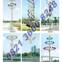 Lampu Penerangan Parkir Area Kreatif 2016