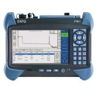 OTDR exfo FTB-700G series validasi RRH FTTA menggunakan BBU/eNodeB emulasi