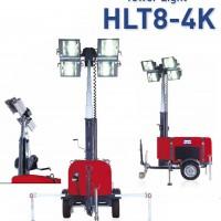 Light Tower HOPPT HLT8-4K lampur sorot