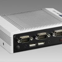 Industrial Fanless Mini PC with 4 COM Port Extendibility