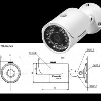 JUAL CCTV Panasonic X-Plus K-EW114L08E