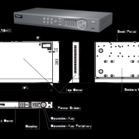 DVR Panasonic X-Plus K-NL304K