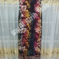 Daster Batik D 008 LSS - Sirih Mas