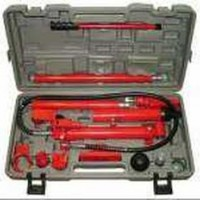 Hydraulic Body Jack Frame & Repair Kit / Tools Body Repair Kendaraan