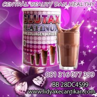 GLUTAX PLATINUM [081316077399] menghambat dan memudarkan kerutan pada kulit