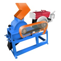 Hammer Mill With Diesel