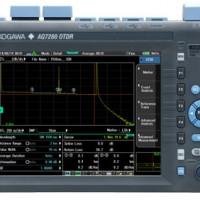 OTDR Yokogawa AQ7280 series - Modul AQ7285A dynamic range (50/50 dB)