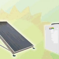 Combination Solar dan Heat Pump